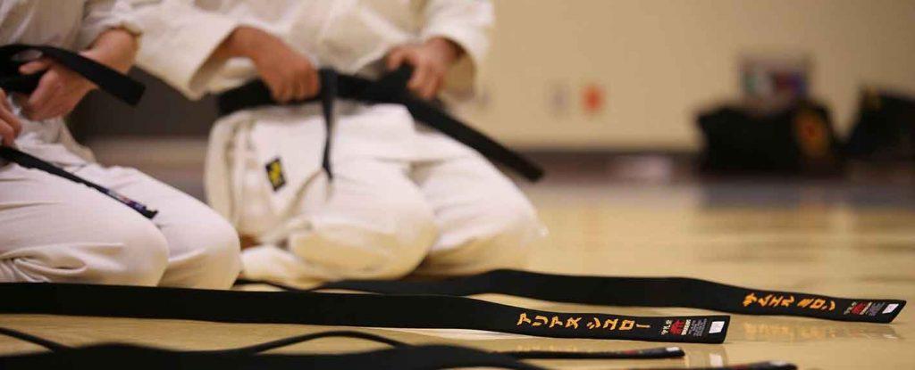 Martial Arts, Karate Black Belts, Ashford Kent